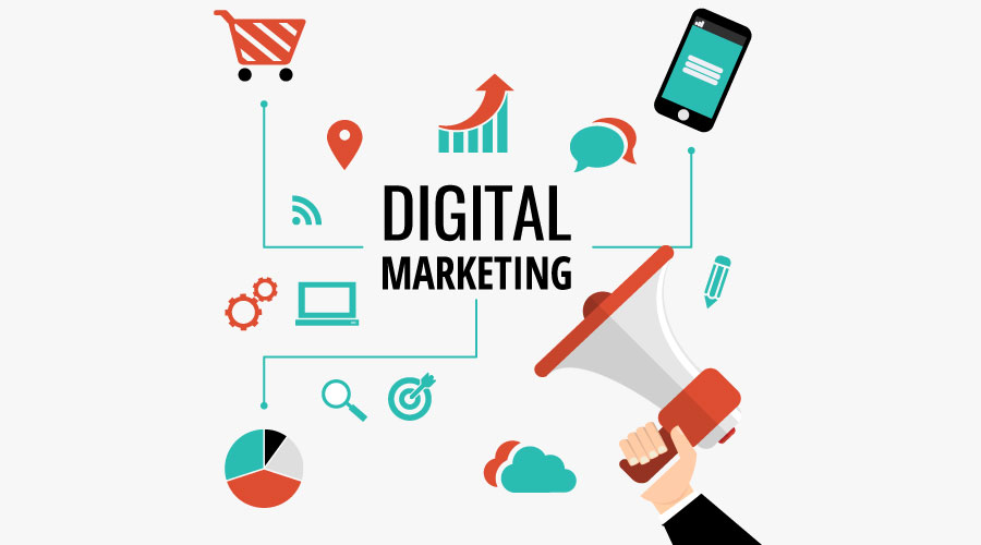 5 Ways to reach out to your customers through Digital Marketing.